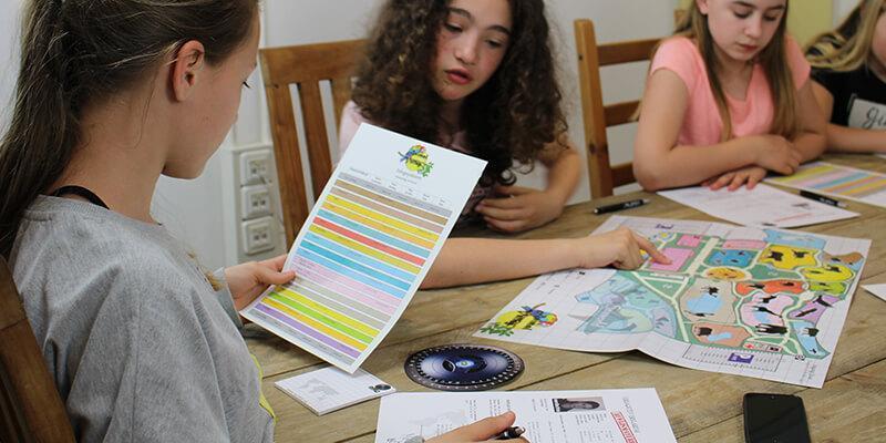 Kinderen uit groep 8 onderzoeken bewijs