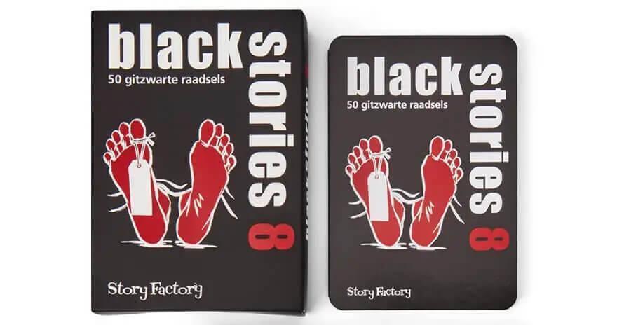 Black Stories kaartspel