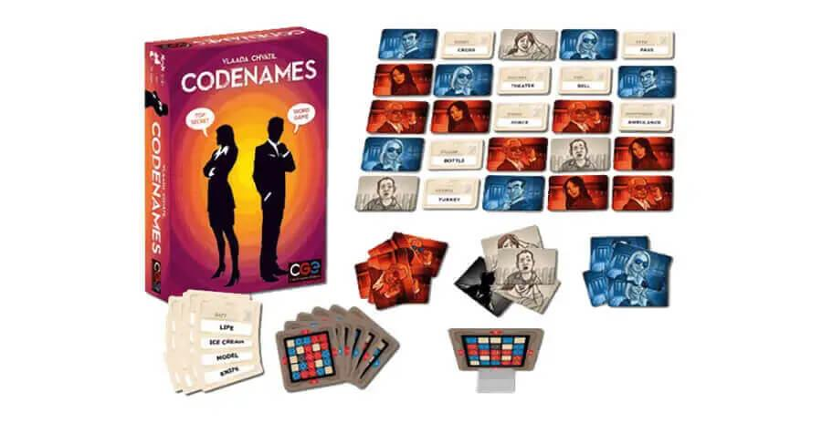Codenames spel