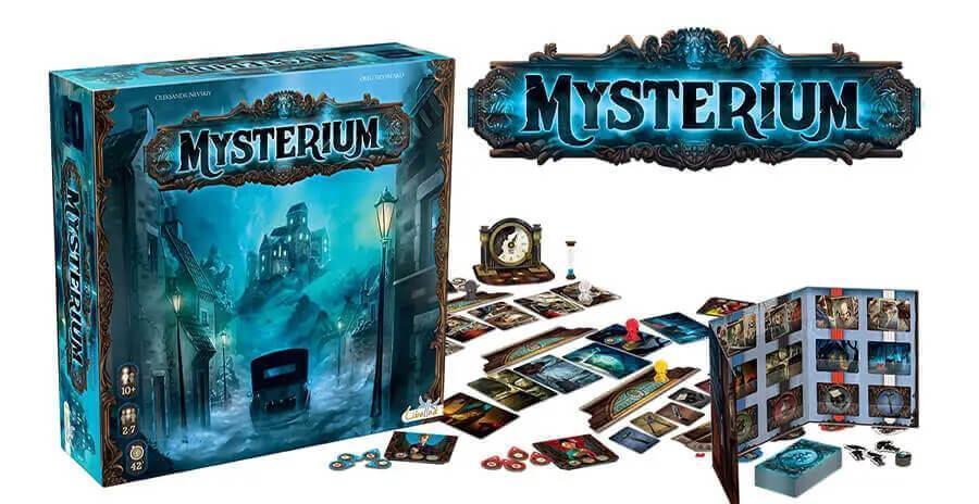 Mysterium bordspel