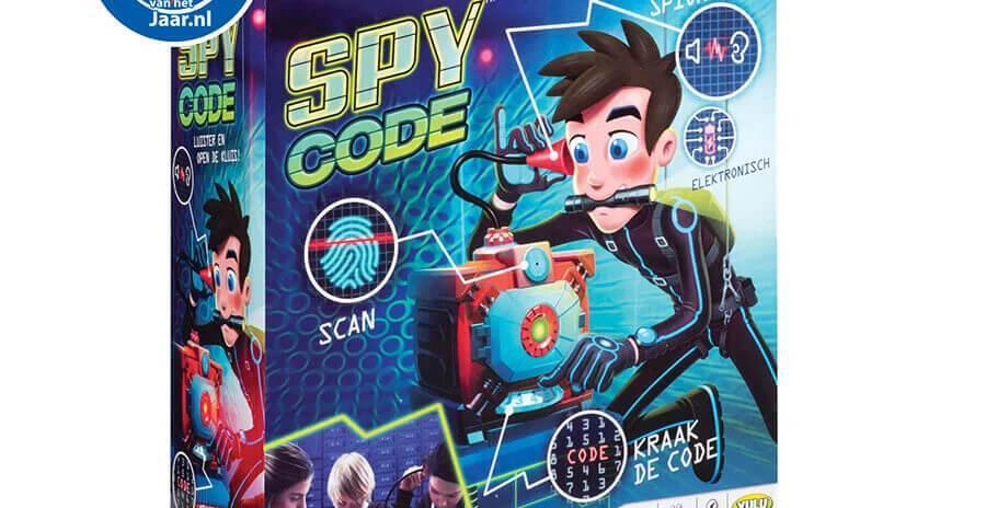 Bordspel spycode