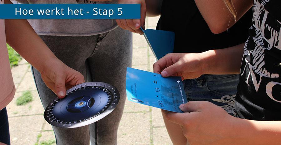 Hoe werkt het stap 5